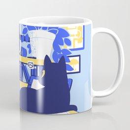 Working From Home Coffee Mug