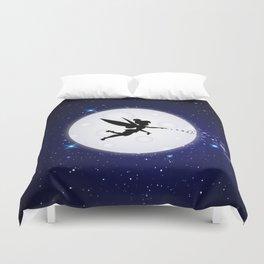 Elf Starry Night Duvet Cover