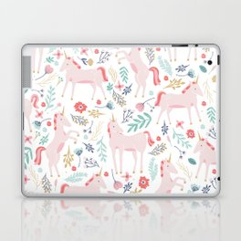 Unicorn Fields Laptop & iPad Skin
