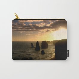 Twelve Apostles at Dusk Carry-All Pouch