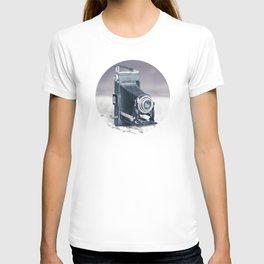 Vintage Camera Kodak T-shirt