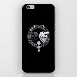 D&D - Raven Queen iPhone Skin