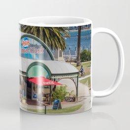 Peters Sunset Kiosk Coffee Mug