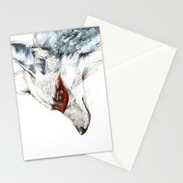 Coyote I Stationery Cards