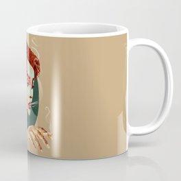 """""""Smoking Princess"""" Coffee Mug"""