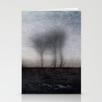 milky way Stationery Cards featuring milky way by EStuermer