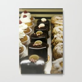 Parisian temptations Metal Print