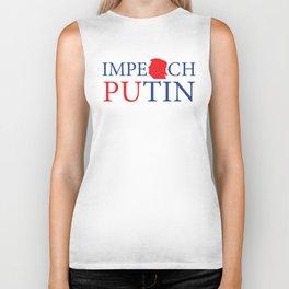 Impeach Putin Biker Tank