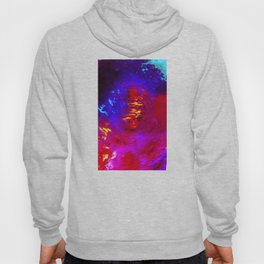 Abstract The Perfect Storm by Robert S. Lee Hoody