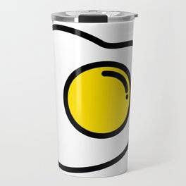fried egg Travel Mug