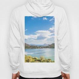 Averno lake, naples, italy Hoody