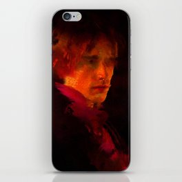 The fire within iPhone Skin