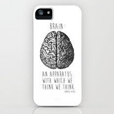 Brain Slim Case iPhone (5, 5s)