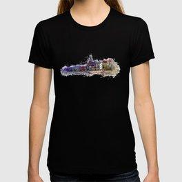 Cracow Wawel art T-shirt