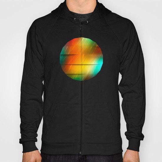 Diagonal Rainbow, 2 Hoody