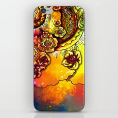 FLOWER II iPhone Skin