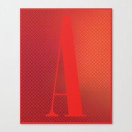 A XXX Canvas Print