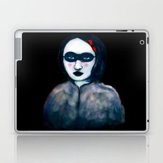 Carnival Lady Laptop & iPad Skin