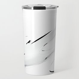 Abstract landscape #14 Travel Mug