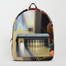 Bowling Pins Backpack