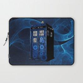 TARDIS BLUEFAME Laptop Sleeve