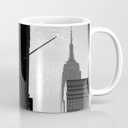 Time Symmetry on fith avenue Coffee Mug