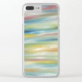 Elegance Clear iPhone Case