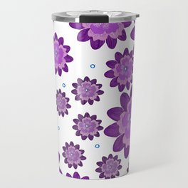 Flower pattern 5 Travel Mug