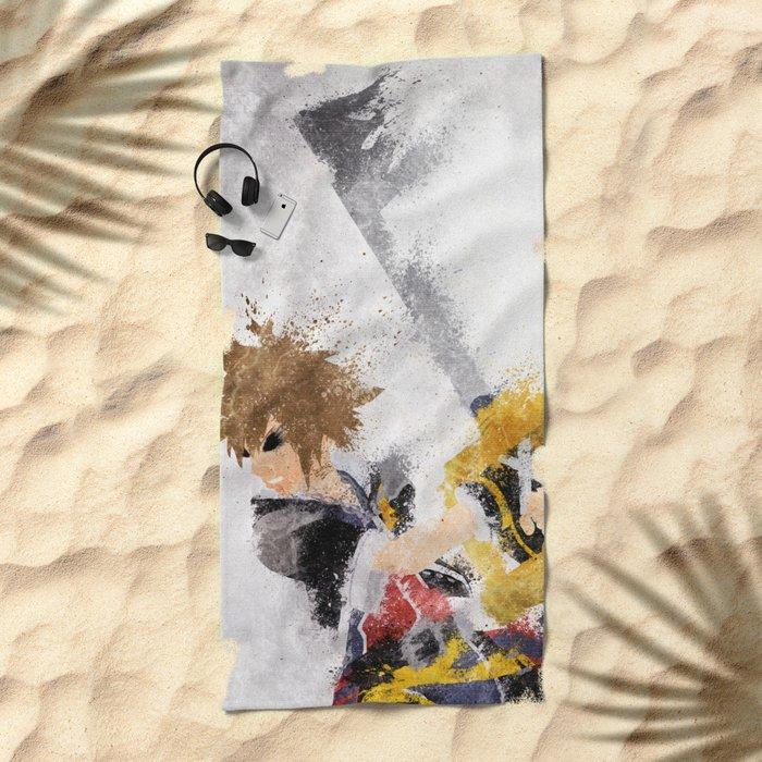 Sora Beach Towel