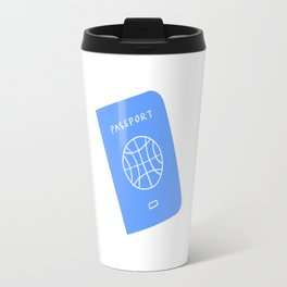 Passport Travel Mug