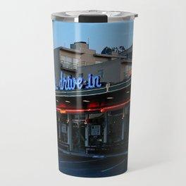 Mel's on Geary Street Travel Mug