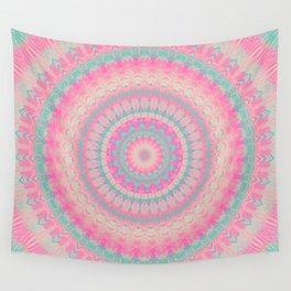Mandala 418 Wall Tapestry