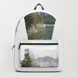 Looks like Canada - landscape photography Backpack