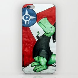 Tommy of the Plains iPhone Skin