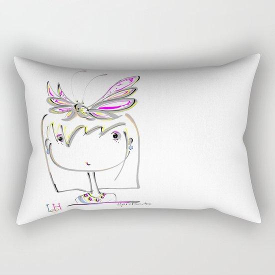 haritsadee 1 Rectangular Pillow