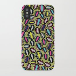 Geo Scatter iPhone Case