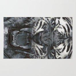 Tiger Roar! - By Julio Lucas Rug