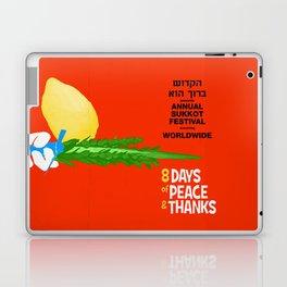 Sukkot Poster Laptop & iPad Skin