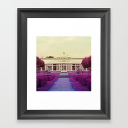 Palace Framed Art Print