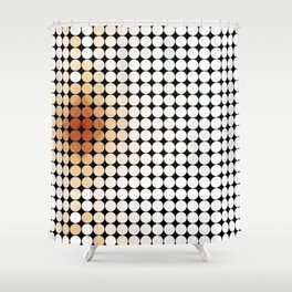 Infusion Shower Curtain