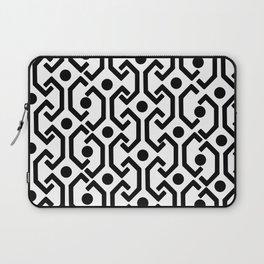 Ethnic Pattern (White) Laptop Sleeve