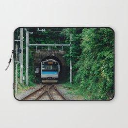 Tunnel Train Laptop Sleeve