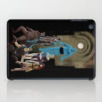 watchmen iPad Cases featuring Who watches by Fuacka