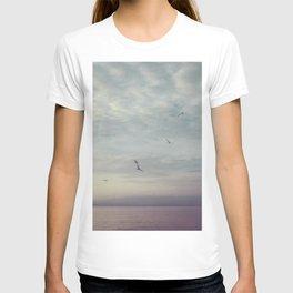 Purple Sunset T-shirt
