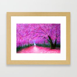Its Spring! Framed Art Print