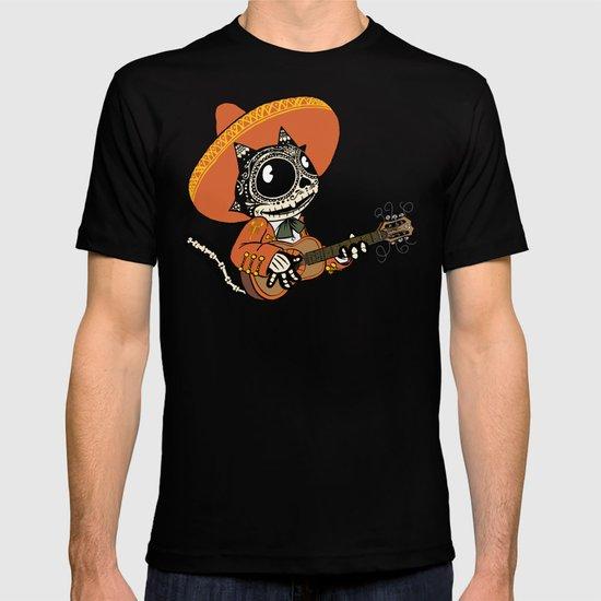 Gato de los Muertos T-shirt