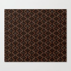 Tribal Pattern 1-1 Canvas Print