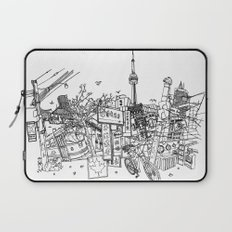 Toronto! Laptop Sleeve