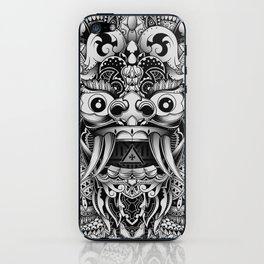 Barong Bali iPhone Skin