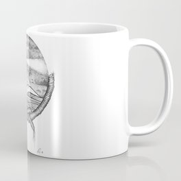 Tied to shore Coffee Mug